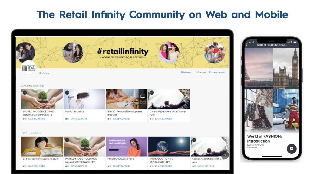 The Retail Infinity Community on SmartUp